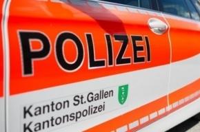 Мужчина резал ножом пассажиров поезда в Швейцарии и поливал их горючей жидкостью