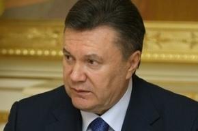 Виктор Янукович тайно на яхте посетил Волгоград