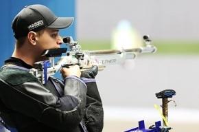 Российский стрелок Масленников выиграл бронзу на ОИ-2016