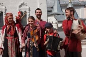 Екатерина Балуева: Фольклор – это музыка трудолюбивых, смиренных людей