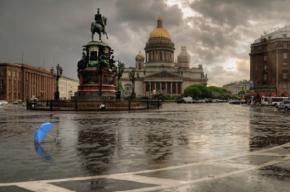 Главный синоптик: такого дождливого июля в Петербурге не было 16 лет