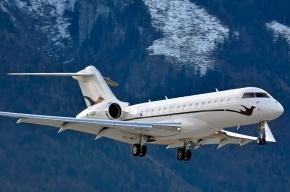 Самолет семьи вице-премьера Шувалова исчез из публичной базы данных