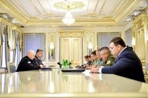 Украина нарастила свои военные силы на границе с Крымом