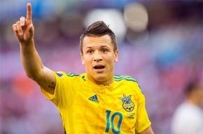 «Зенит» может купить звезду сборной Украины Коноплянку