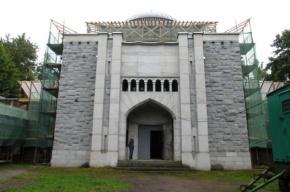 Молитвенный дом омовения реставрируют на Еврейском кладбище