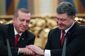 Эрдоган: Турция не признает Крым частью России