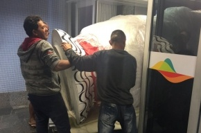 Матрешка стала причиной задержки самолета с олимпийцами в Рио