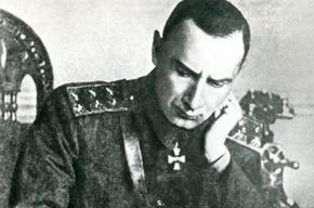 Мемориальная доска адмиралу Колчаку появится в Петербурге