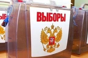 Записи с видеокамер с выборов будут хранить в течение года