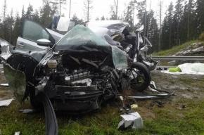 Американец погиб в ДТП на автодороге «Сортавала»