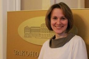 Центризбирком зарегистрировал жалобу депутата Комоловой