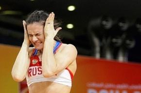 Олимпийский чемпион из Канады обвинил Исинбаеву в употреблении допинга
