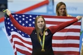 Американская пловчиха Кинг рада своим словам в адрес Ефимовой