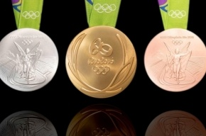 Россия – четвертая в олимпийском медальном зачете