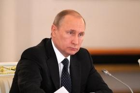 Путин внес в ГД на ратификацию соглашение с Сирией о размещении авиагруппы