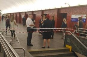 «Площадь Восстания» закрыта для пассажиров