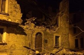 Шесть человек стали жертвами землетрясения в Италии