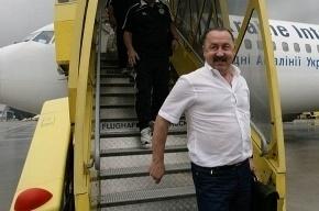 Газзаев стал кандидатом в президенты РФС