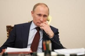 Эрдоган: Весь турецкий народ был рад звонку Путина