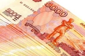 Полицейского задержали в Петербурге по подозрению в получении 2,5 млн рублей взятки