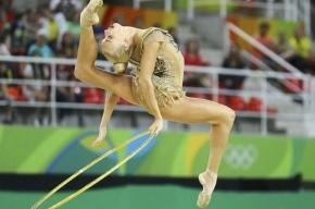 Российские гимнастки выиграли олимпийское золото
