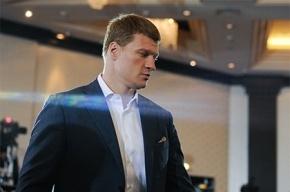 Промоутер Поветкина опроверг информацию о дисквалификации боксера
