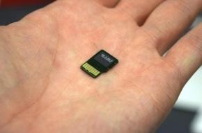 Sony запустила в Петербурге производство microSD