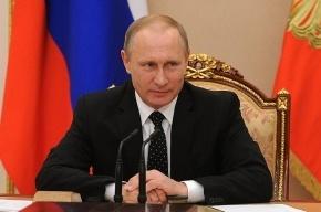 Ночная встреча Путина и Кадырова состоялась в Кремле