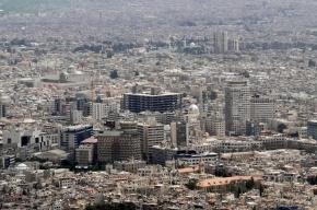 Россиянка ранена при миномётном обстреле Дамаска