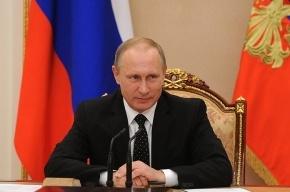 Путин поручил провести внезапную проверку в трех военных округах