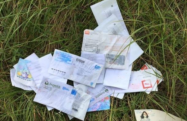 Гору выброшенных писем «Почты России» нашли грибники в Забайкалье