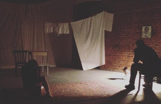 Александр Машанов: Это тонкий спектакль о невозможности любви
