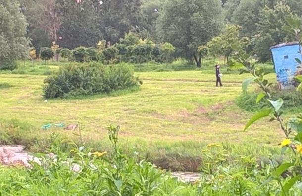 Очевидцы: Утопленника нашли в реке Ивановка
