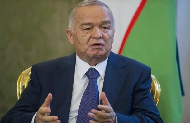 Умер президент Узбекистана