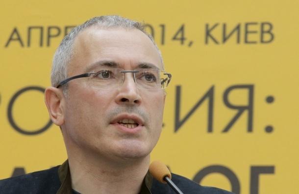 Михаил Ходорковский начал искать замену Владимиру Путину