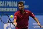 XXI Международный теннисный турнир St. Petersburg Open, фото: Игорь Руссак : Фоторепортаж