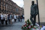 Открытие памятника Сергею Довлатову, фото: Игорь Руссак : Фоторепортаж
