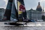 Гонки Extreme Sailing Series, фото: Игорь Руссак: Фоторепортаж