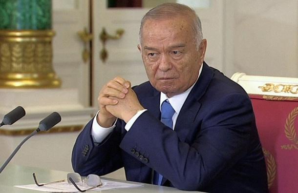 Президент Каримов вкритическом состоянии— руководство Узбекистана