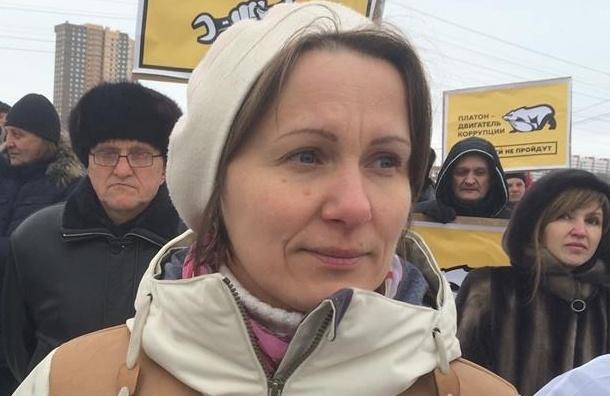 Комолова обратилась в СК для проверки материалов о фальсификации выборов