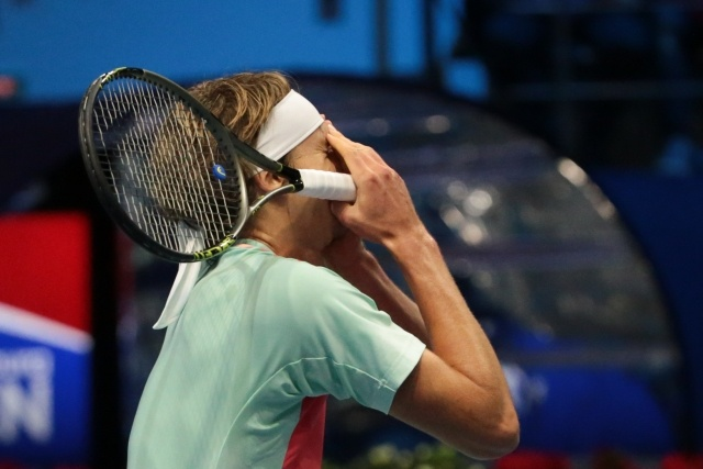 XXI Международный теннисный турнир St. Petersburg Open, фото: Игорь Руссак : Фото