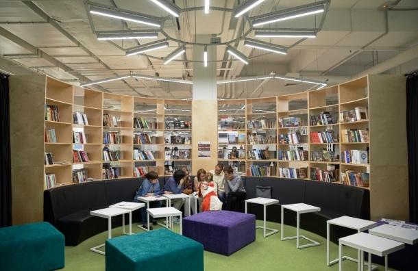 Охта Lab — это первое в Петербурге культурно-образовательное пространство