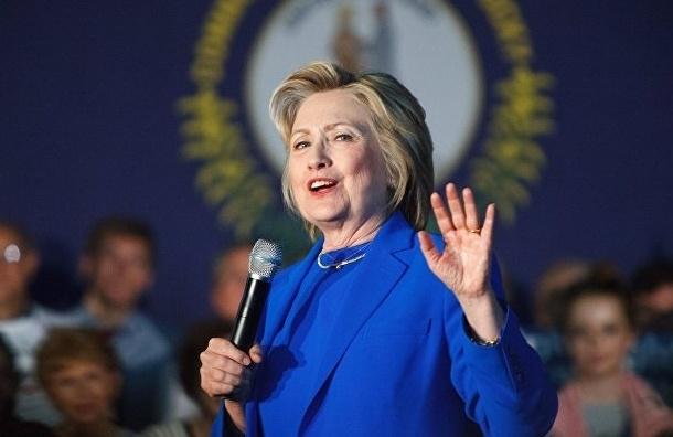 Американский журналист сообщил о «смерти» Хиллари Клинтон