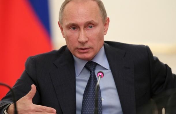 Епископ Тихон поведал подробности встречи Владимира Путина с английскими студентами