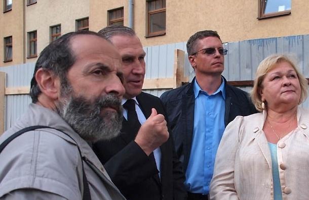 Вишневский подаст жалобу на главу Центрального района