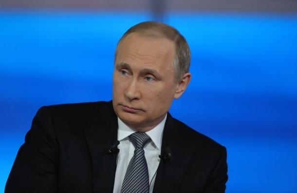 Владимир Путин пока непринял заключительного решения обучастии впрезидентских выборах