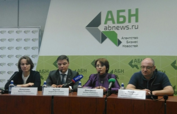 Комолова прокомментировала фальсификации в Петродворцовом районе