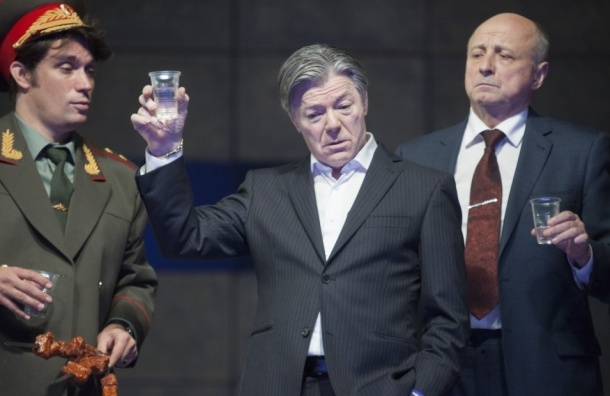 Петербург впервые увидит «Бориса Годунова» Константина Богомолова