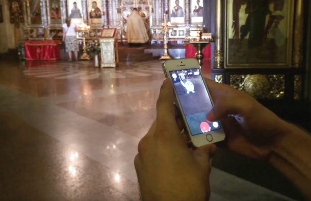 Ловившего покемонов в монастыре блогера Соколовского выпустили изСИЗО