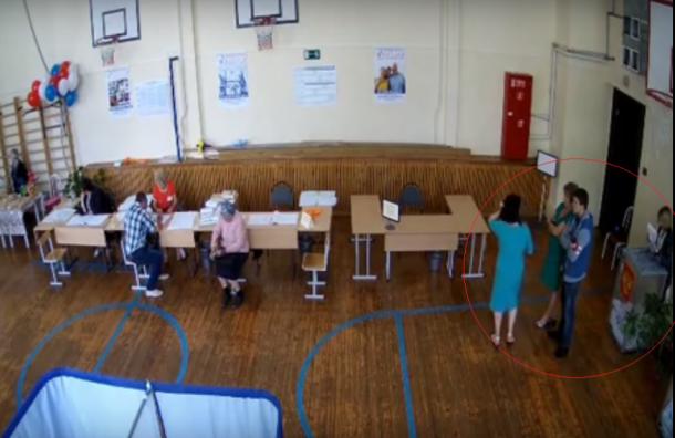 «Стеночку» вместо «карусели» решили использовать на избирательном участке в Ростове
